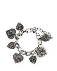 Женский серебряный браслет от HAPPY CHARMS FAMILY
