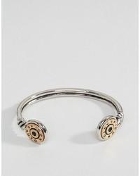Мужской серебряный браслет от Icon Brand