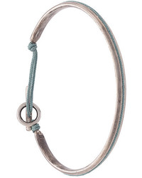Мужской серебряный браслет от M. Cohen