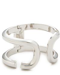 Серебряный браслет от Marc Jacobs