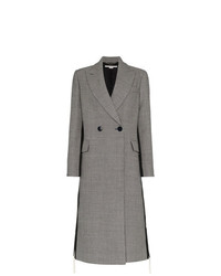 """Женское серое пальто с узором """"гусиные лапки"""" от Stella McCartney"""