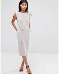 Женское серое платье-футляр от Asos