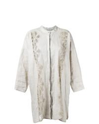 Серое пляжное платье от Martha Medeiros