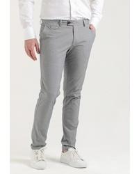 Серые брюки чинос от Angelo Bonetti