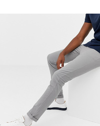 Серые брюки чинос от ASOS DESIGN