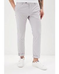 Серые брюки чинос от Hackett London