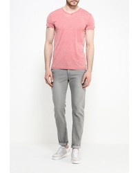 Мужские серые брюки чинос от Justboy