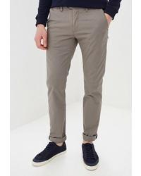 Серые брюки чинос от Ted Baker London