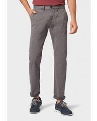 Серые брюки чинос от Tom Tailor