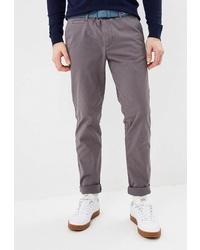 Серые брюки чинос от United Colors of Benetton
