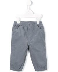 Детские серые брюки для девочке от Stella McCartney