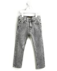 Детские серые джинсы для мальчику от Finger In The Nose