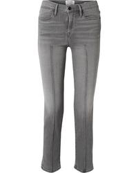 Женские серые джинсы от Frame