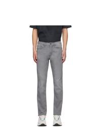 Мужские серые джинсы от Hugo