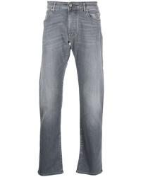 Мужские серые джинсы от Jacob Cohen