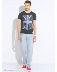 Мужские серые джинсы от Lee Cooper
