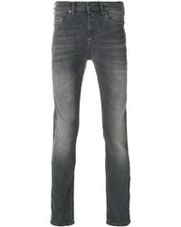 Мужские серые джинсы от Neil Barrett