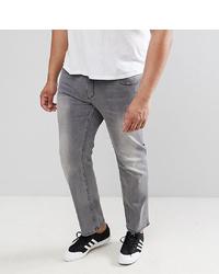 Мужские серые джинсы от replika