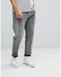 Мужские серые джинсы от Selected Homme