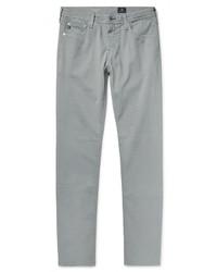 Мужские серые зауженные джинсы от AG Jeans