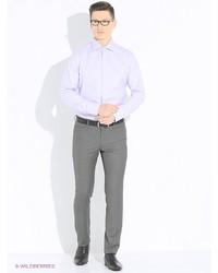 Мужские серые классические брюки от Absolutex