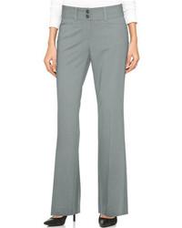 Женские серые классические брюки от Alfani