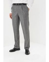 Мужские серые классические брюки от Marcello Gotti