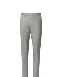 Мужские серые классические брюки от Paul Smith