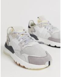 Мужские серые кроссовки от adidas Originals