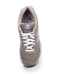 Мужские серые кроссовки от New Balance