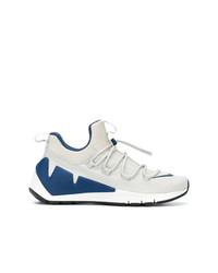 Мужские серые низкие кеды от Nike