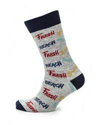 Мужские серые носки от SPRINGFIELD