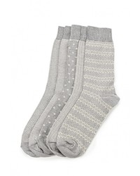 Мужские серые носки от Topman