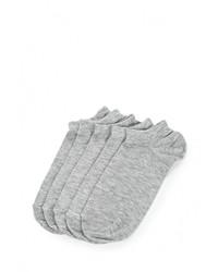 Мужские серые носки от Uomo Fiero