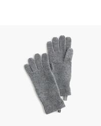 Серые перчатки