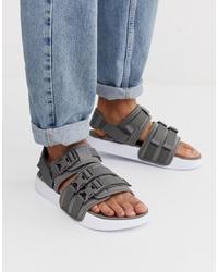Мужские серые сандалии от Puma