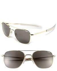 Серые солнцезащитные очки