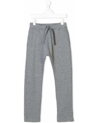 Детские серые спортивные штаны для мальчику
