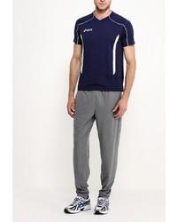 Мужские серые спортивные штаны от Asics