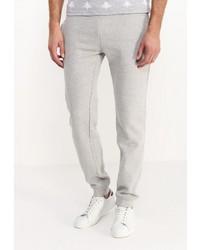 Мужские серые спортивные штаны от D-struct