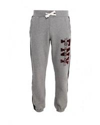Мужские серые спортивные штаны от Frank NY