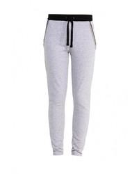 Женские серые спортивные штаны от Girlondon