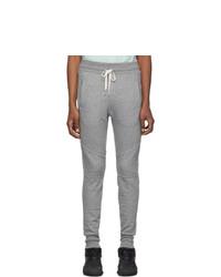 Мужские серые спортивные штаны от John Elliott