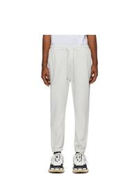 Мужские серые спортивные штаны от Juun.J