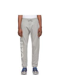 Мужские серые спортивные штаны от Kenzo
