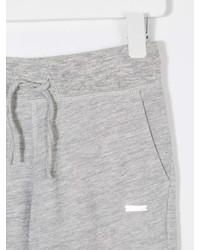 Детские серые спортивные штаны для мальчику от DSQUARED2