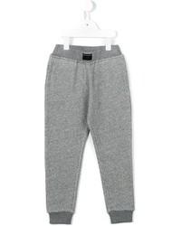 Детские серые спортивные штаны для мальчику от Little Marc Jacobs