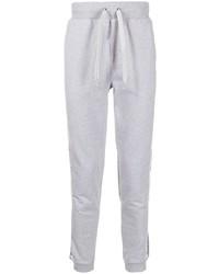 Мужские серые спортивные штаны от Moschino