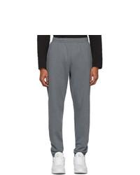 Мужские серые спортивные штаны от Nanamica
