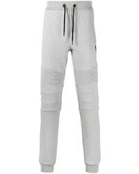 Мужские серые спортивные штаны от Philipp Plein